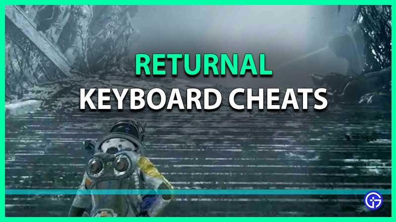 Lista de trucos de teclado de retorno