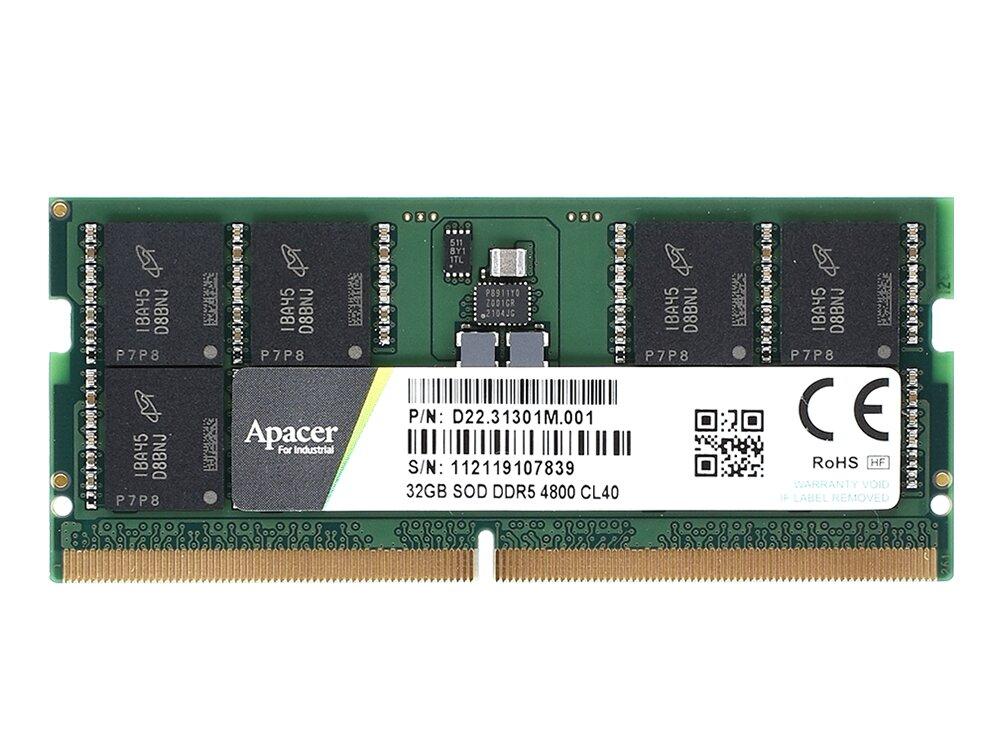 Apacer DDR5 SODIMM