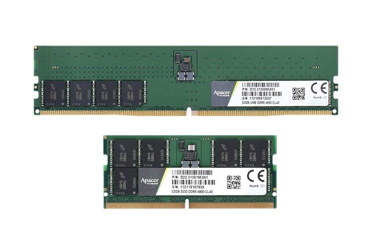 Apacer DDR5