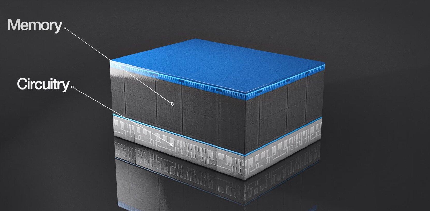 NAND de 176 capas de micrones