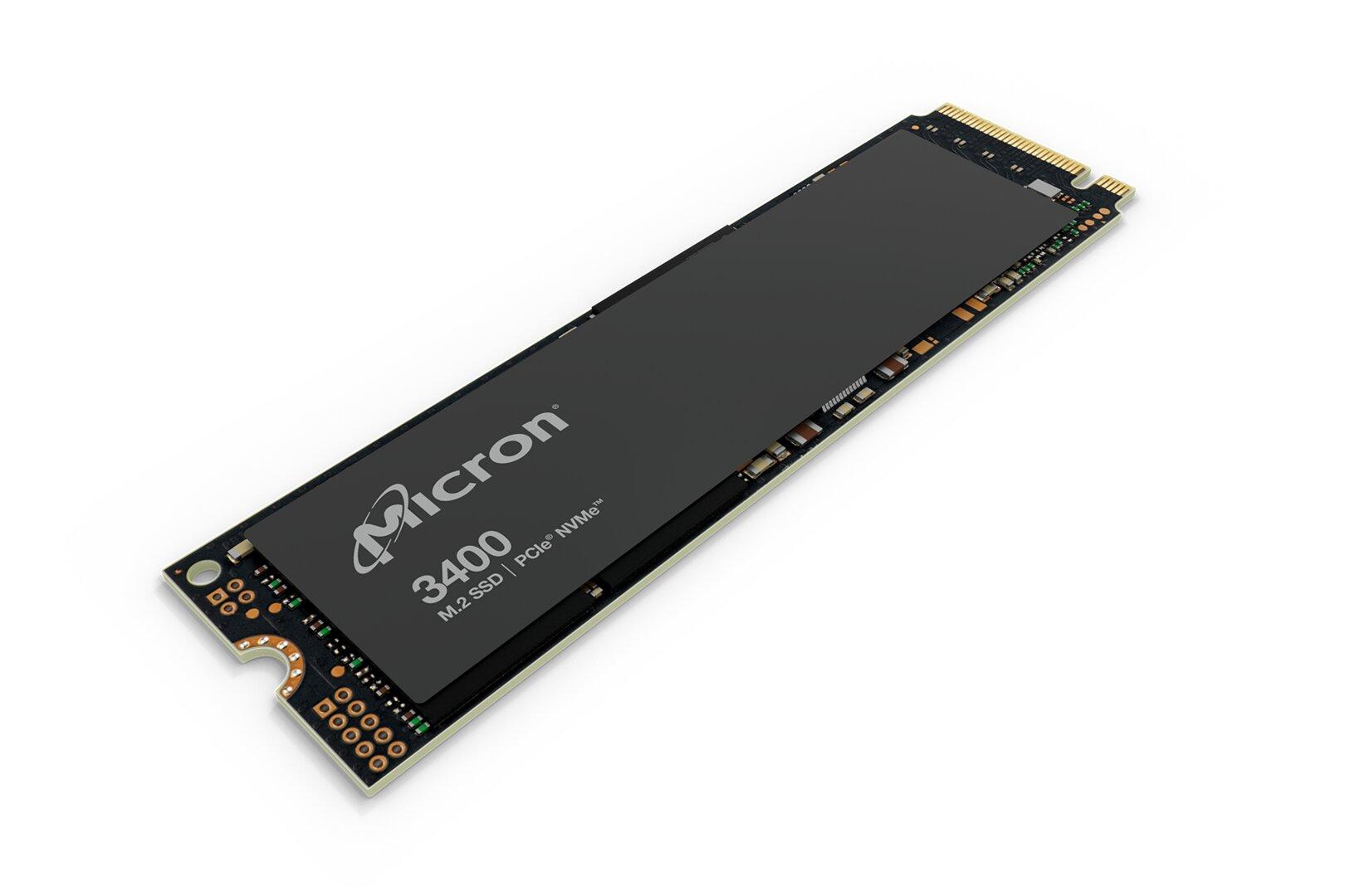 Micron 3400 M.2 SSD