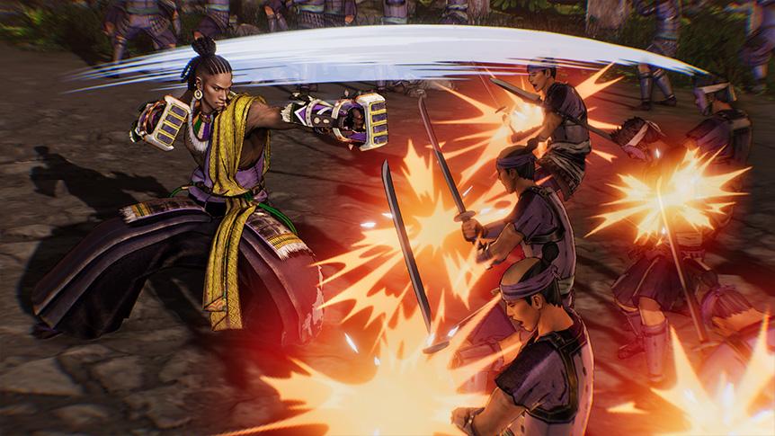 samurai warriors 5 vista previa