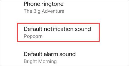 "buscar ""notificación"" sonidos"