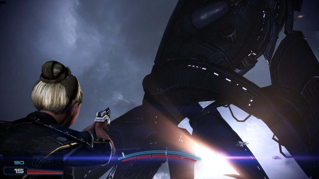 Reaper de Mass Effect 3