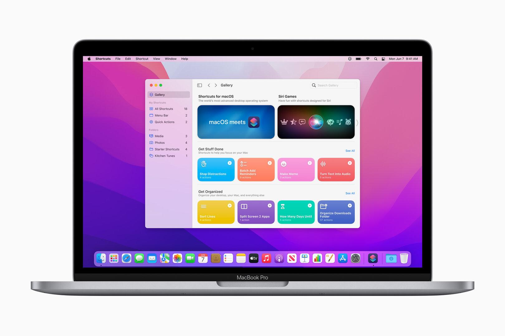 macOS Automator está siendo reemplazado por atajos
