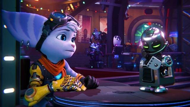 Captura de pantalla de Ratchet and Clank: Rift Apart en PS5