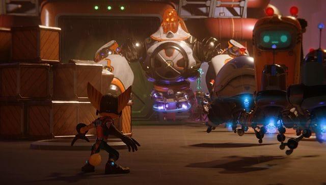 Captura de pantalla de Ratchet and Clank: Rift Apart