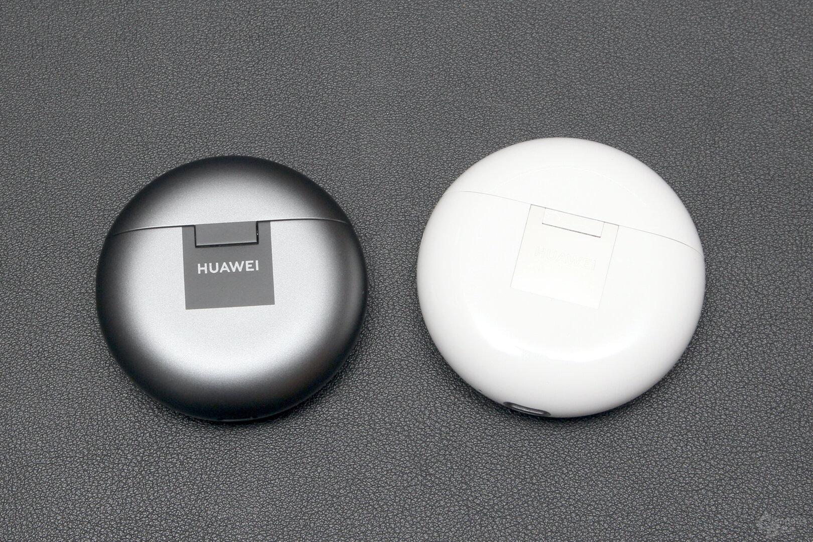 Huawei FreeBuds 4 junto con FreeBuds 3