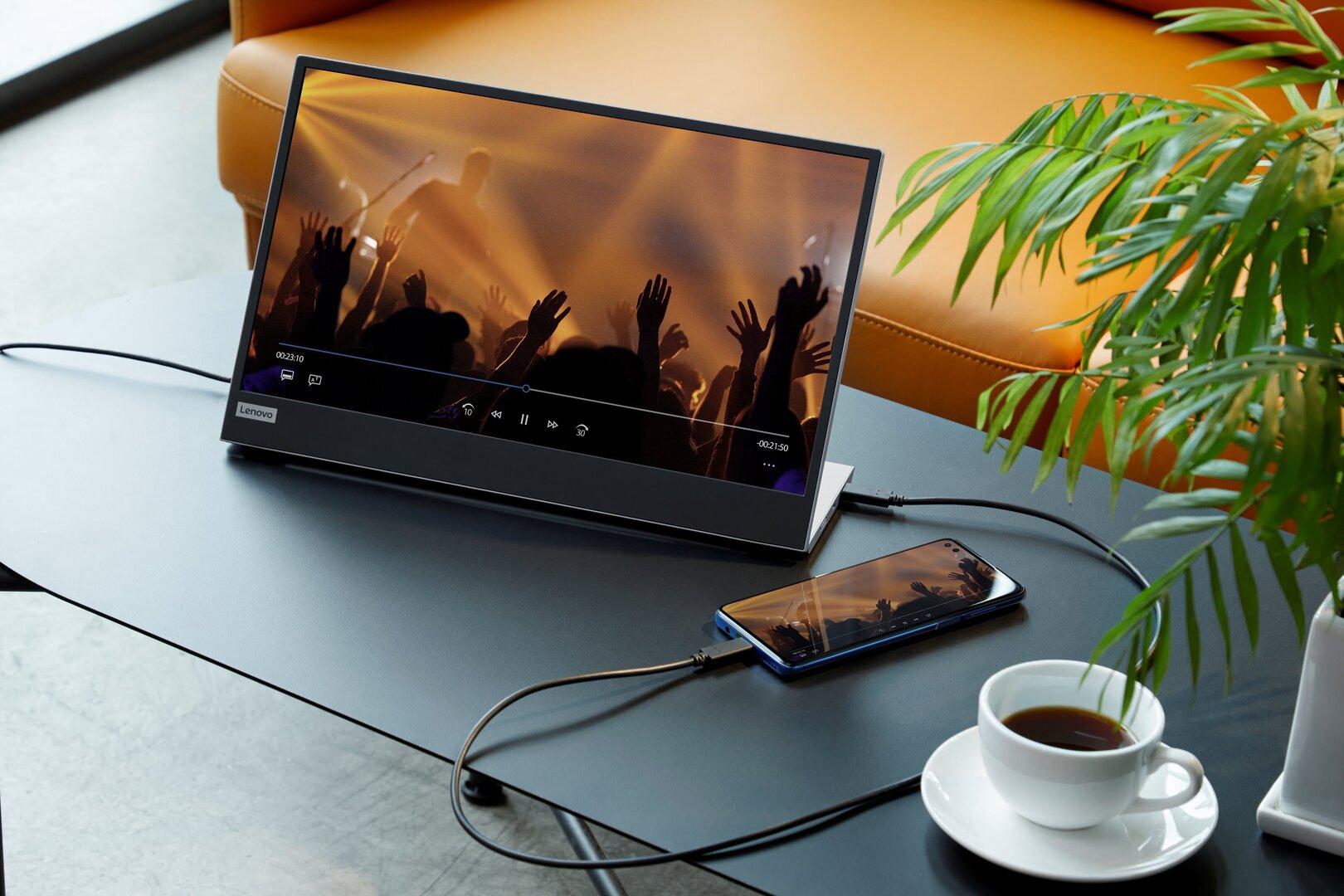 Monitor móvil Lenovo L15