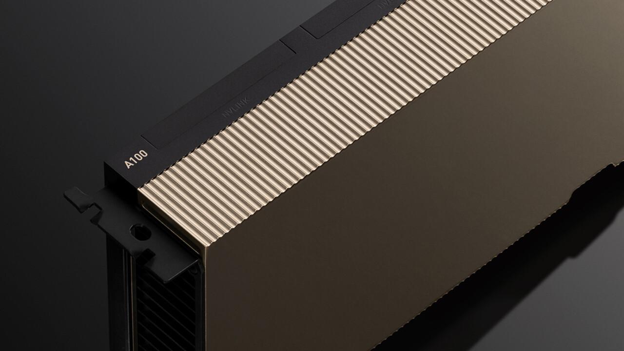 Amperio: Nvidia trae A100 con 80 GB HBM2e como tarjeta PCIe