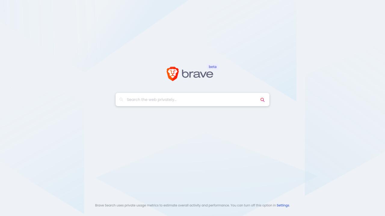 Brave Search Beta: motor de búsqueda sin seguimiento y la publicidad comienza para todos