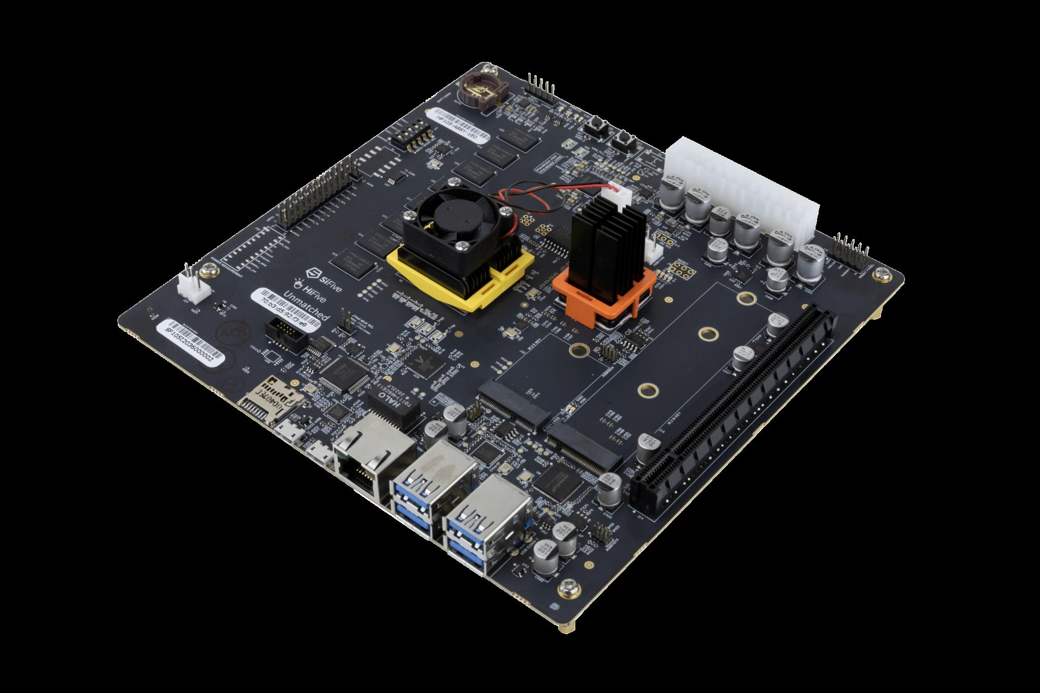 Canonical habilita Ubuntu en las placas HiFive RISC-V de SiFive
