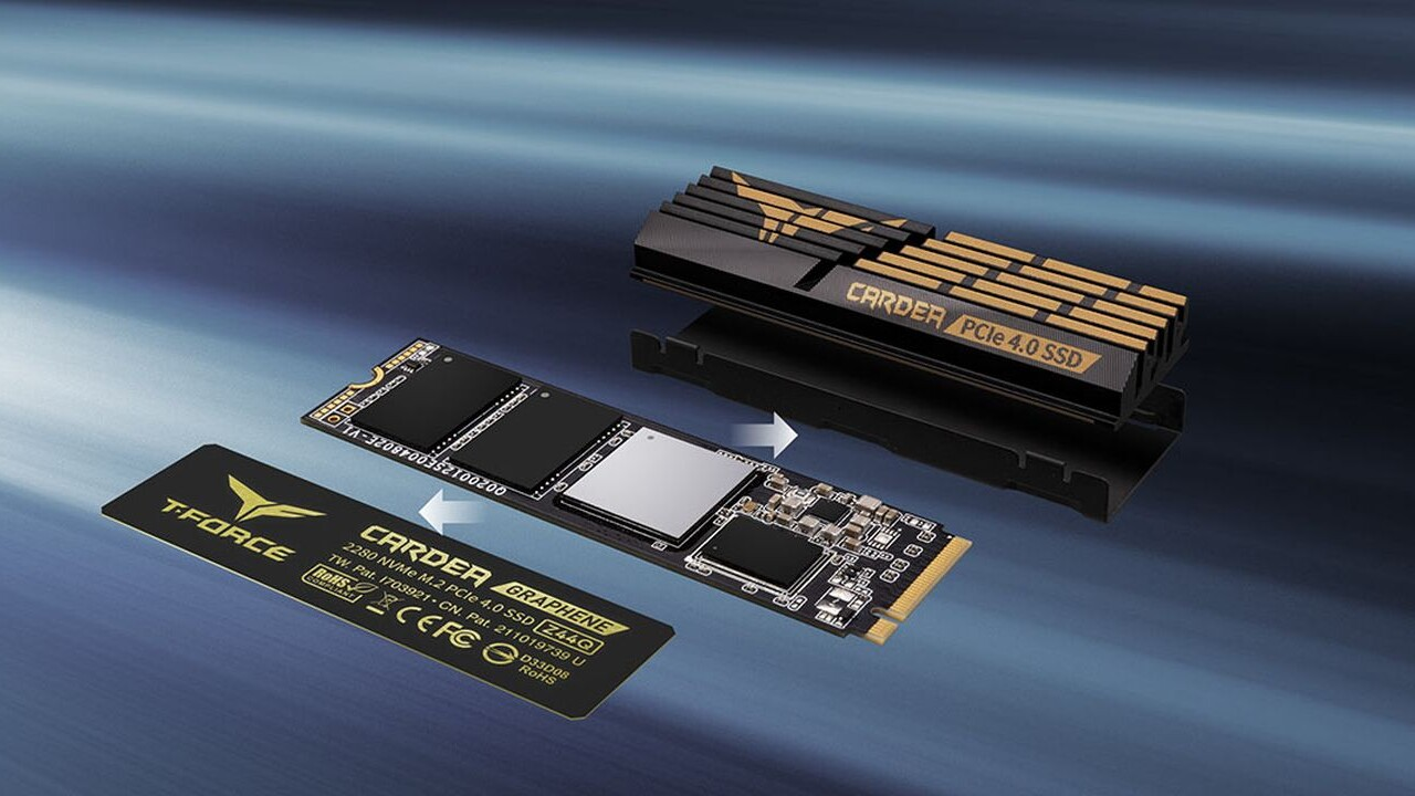 Cardea Z44Q: Team Group trae SSD PCIe 4.0 con 4 TB y 5,000 MB / s