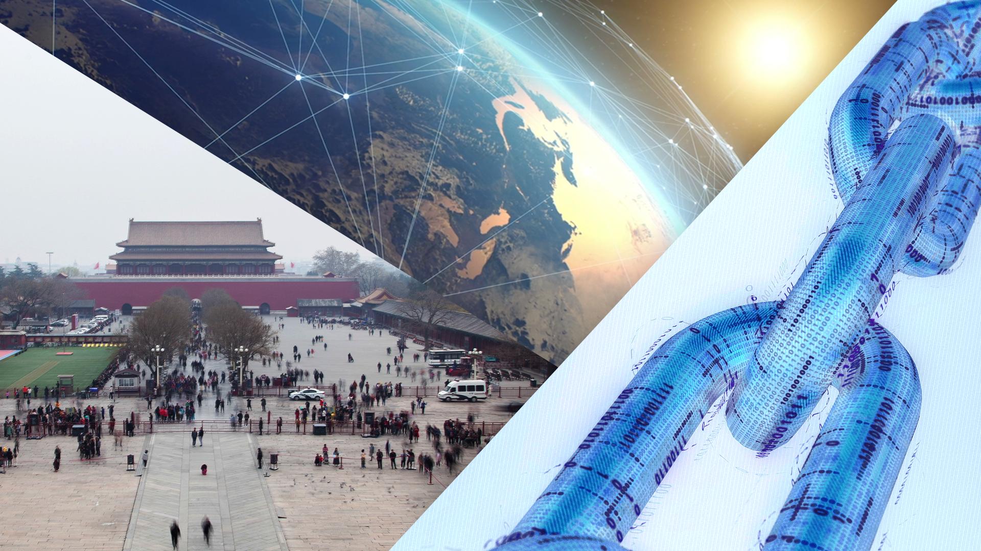 China apuesta fuerte por la tecnología blockchain