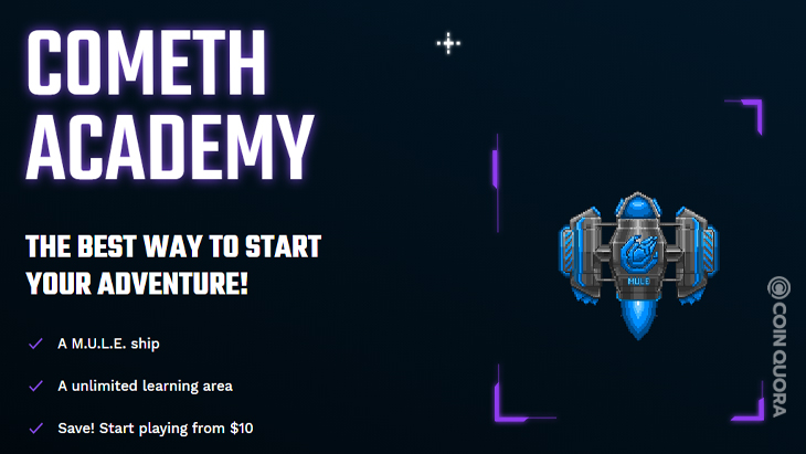 Cometh Launches the Galactic Academy as a Fun Way to Educate Newcomers