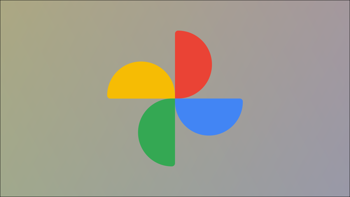 Logotipo de Google Fotos