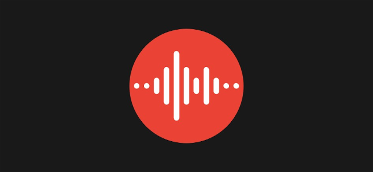 logotipo de google recorder