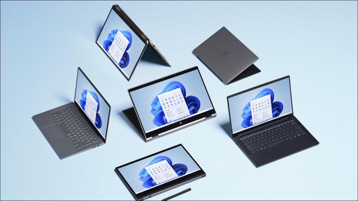 Windows 11 en PC.