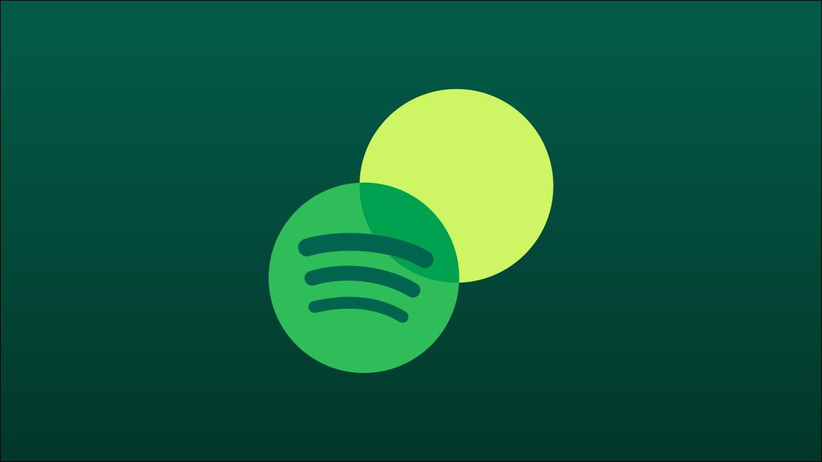 Logotipo de Spotify Blends.