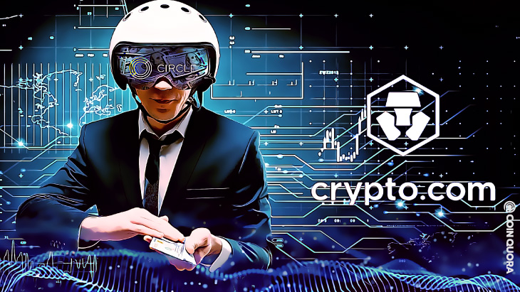 Crypto.com Partners with Circle for Global USD Transactions