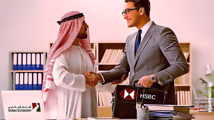 Dubai Economy and HSBC Updated the UAE KYC Blockchain Platform