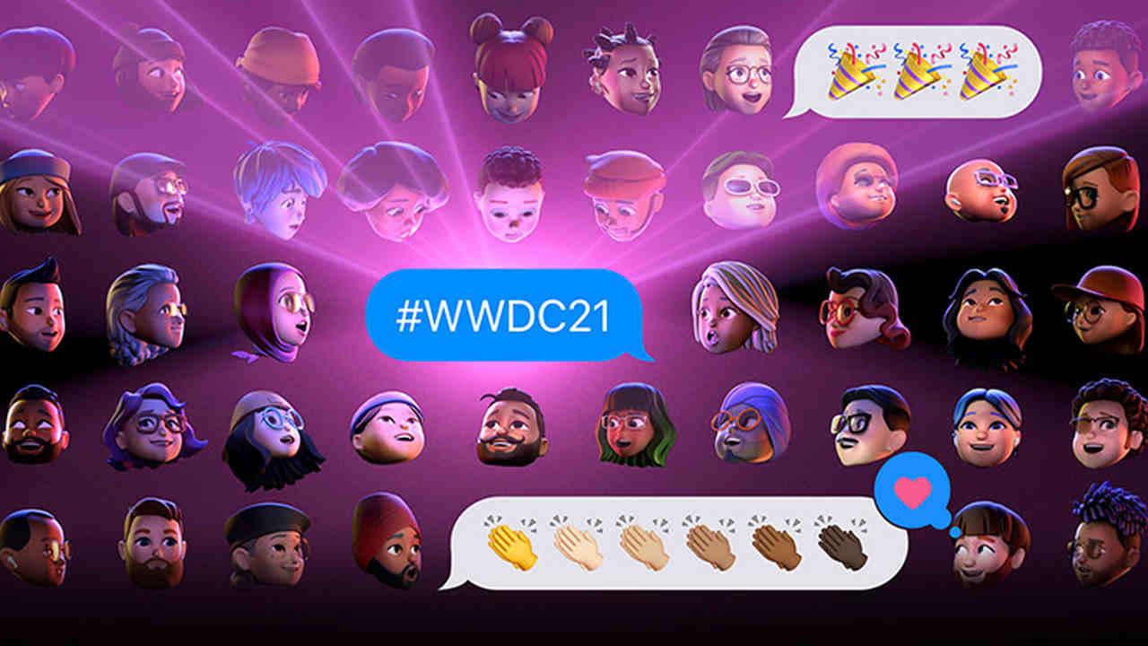 La WWDC 2021 comenzará hoy a las 10.30 pm IST.