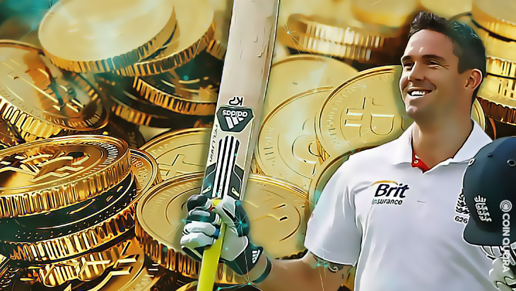 Former England Cricketer to Join the Bitcoin World