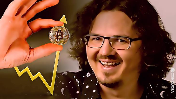 Bitcoin Price Will Grow 15x to Rival Gold, Says Lark Davis