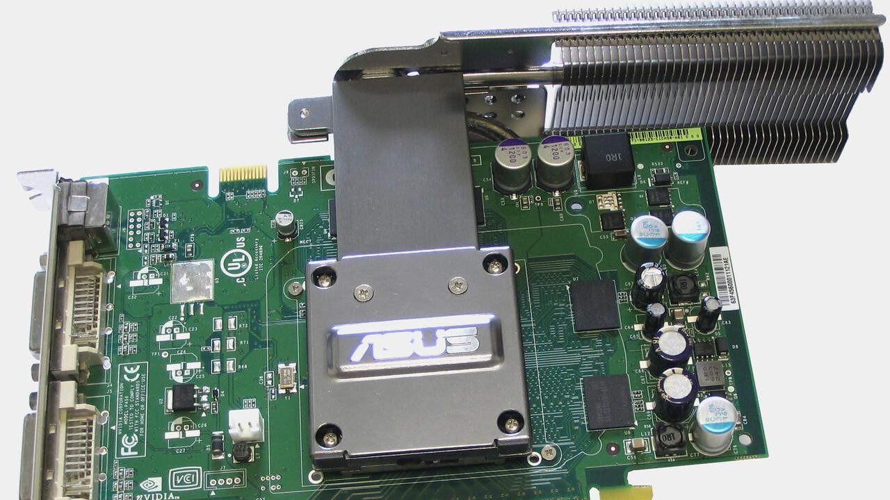 En la prueba de hace 15 años: diseños personalizados de GeForce en extra rápido y silencioso