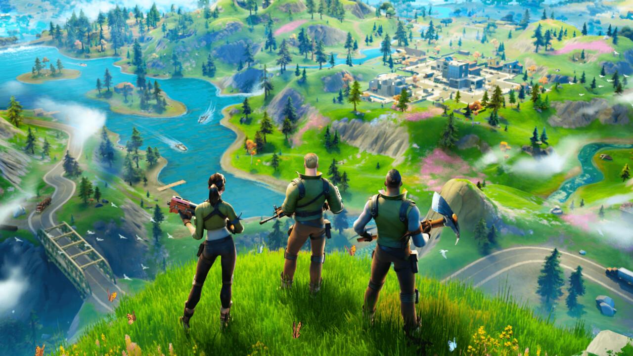 Fortnite v.17.00: el shooter Battle Royale obtiene gráficos pulidos en la PC