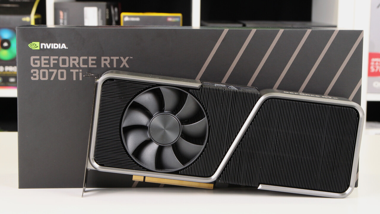GeForce RTX 3080 Ti y 3070 Ti: ¿quién consiguió una y a qué precio?