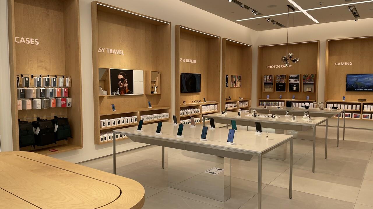 Huawei: visitando la primera tienda insignia de Alemania en Berlín