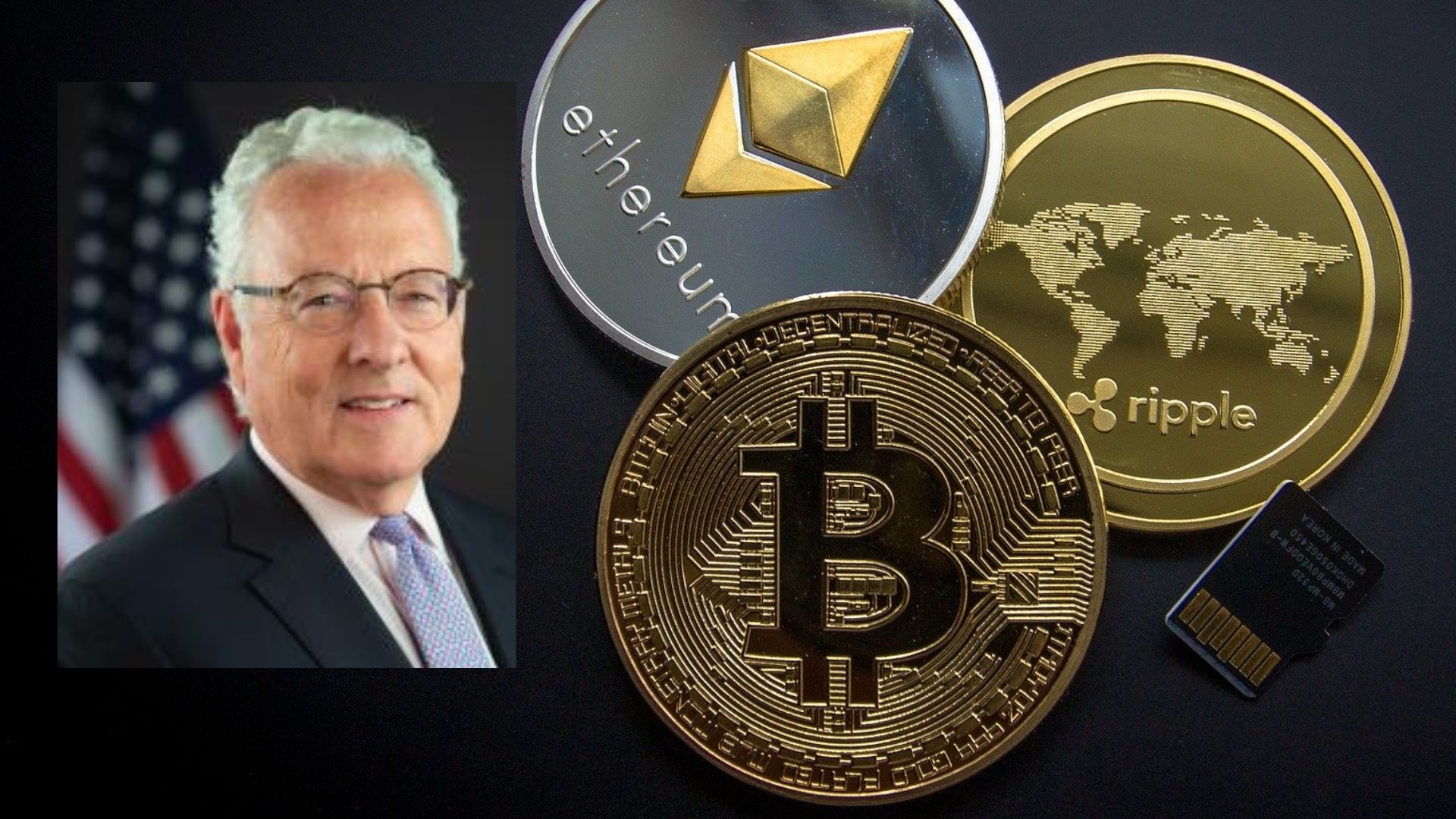 Bill Hinman former SEC director, bitcoin, ethereum and xrp crypto