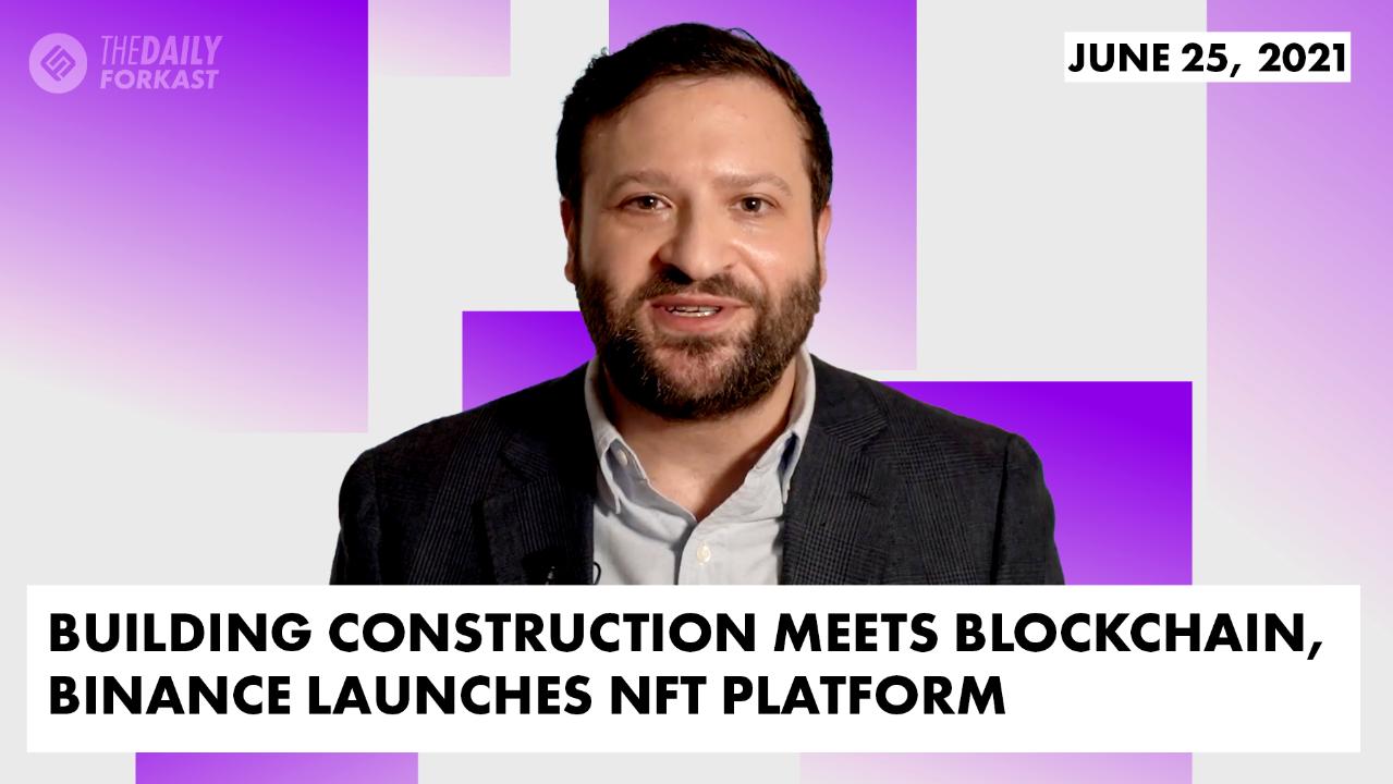 La construcción de edificios se encuentra con blockchain, Binance lanza la plataforma NFT