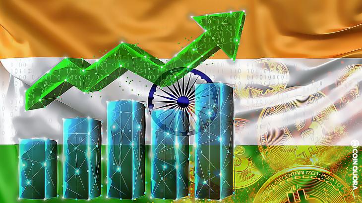 Crypto Investment Surges 19,900% Despite India's Stiff Regulations