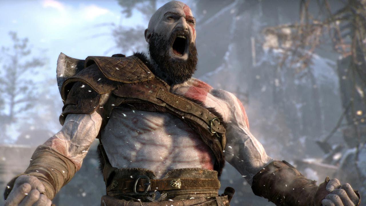 Kratos en God of War (2018).