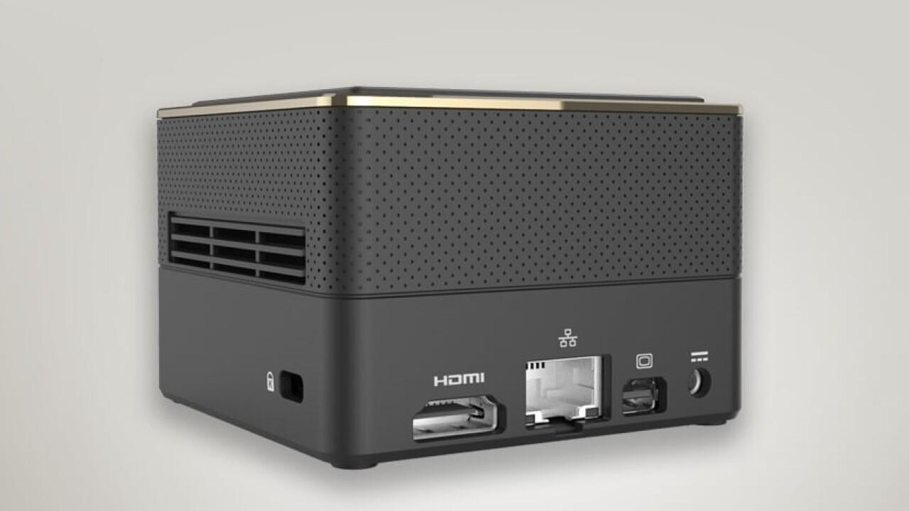 Liva Q3 Plus: Mini PC de ECS por primera vez con APU integrado Ryzen