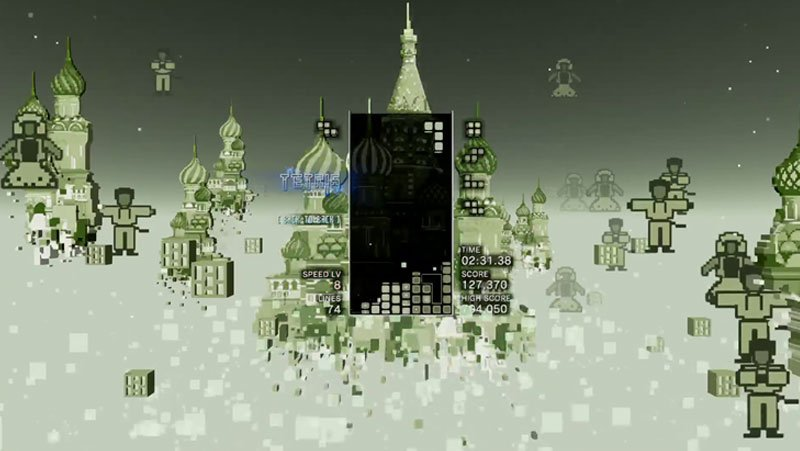 Niveles ocultos del efecto Tetris