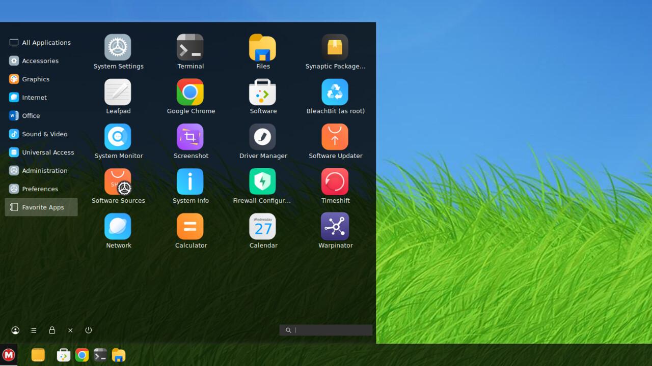 "MakuluLinux (""LinDoz""): Windows-Klon mit Cinnamon und Xfce"