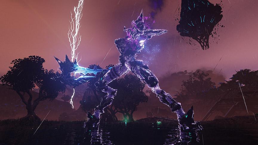 Actualización de PSO2 New Genesis Gigantix