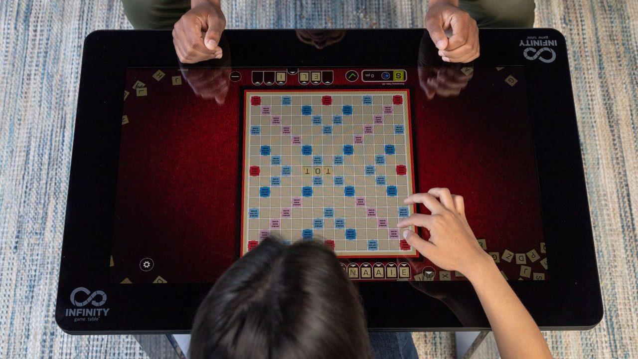 revisión de la mesa de juego arcade1up infinity