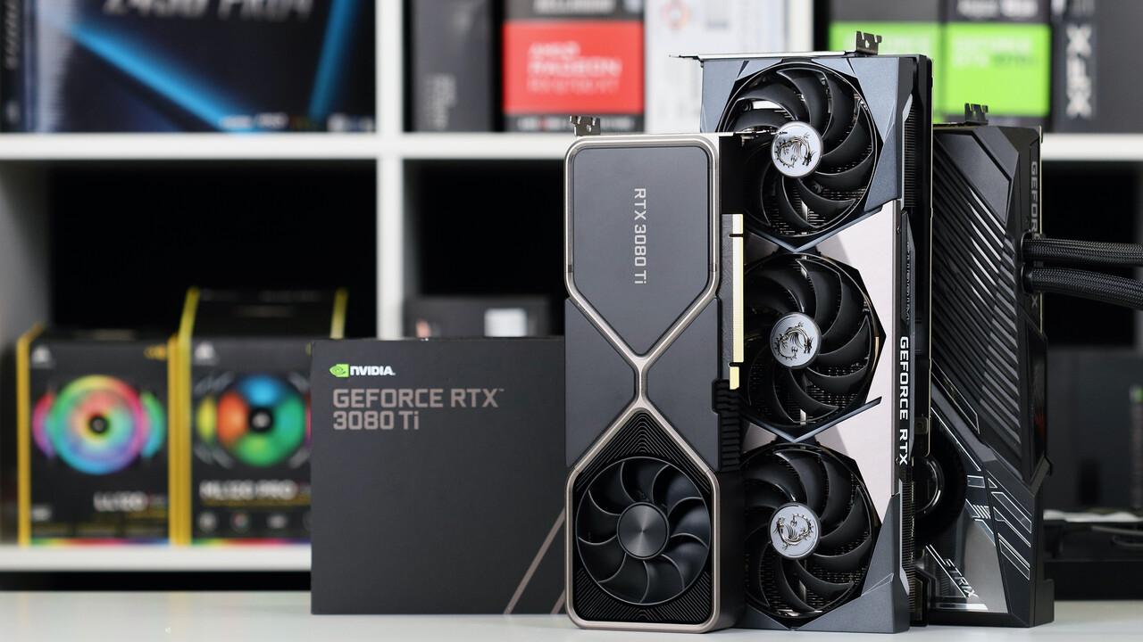 Revisión y perspectivas semanales: no disponible, pero en demanda: la GeForce RTX 3080 Ti
