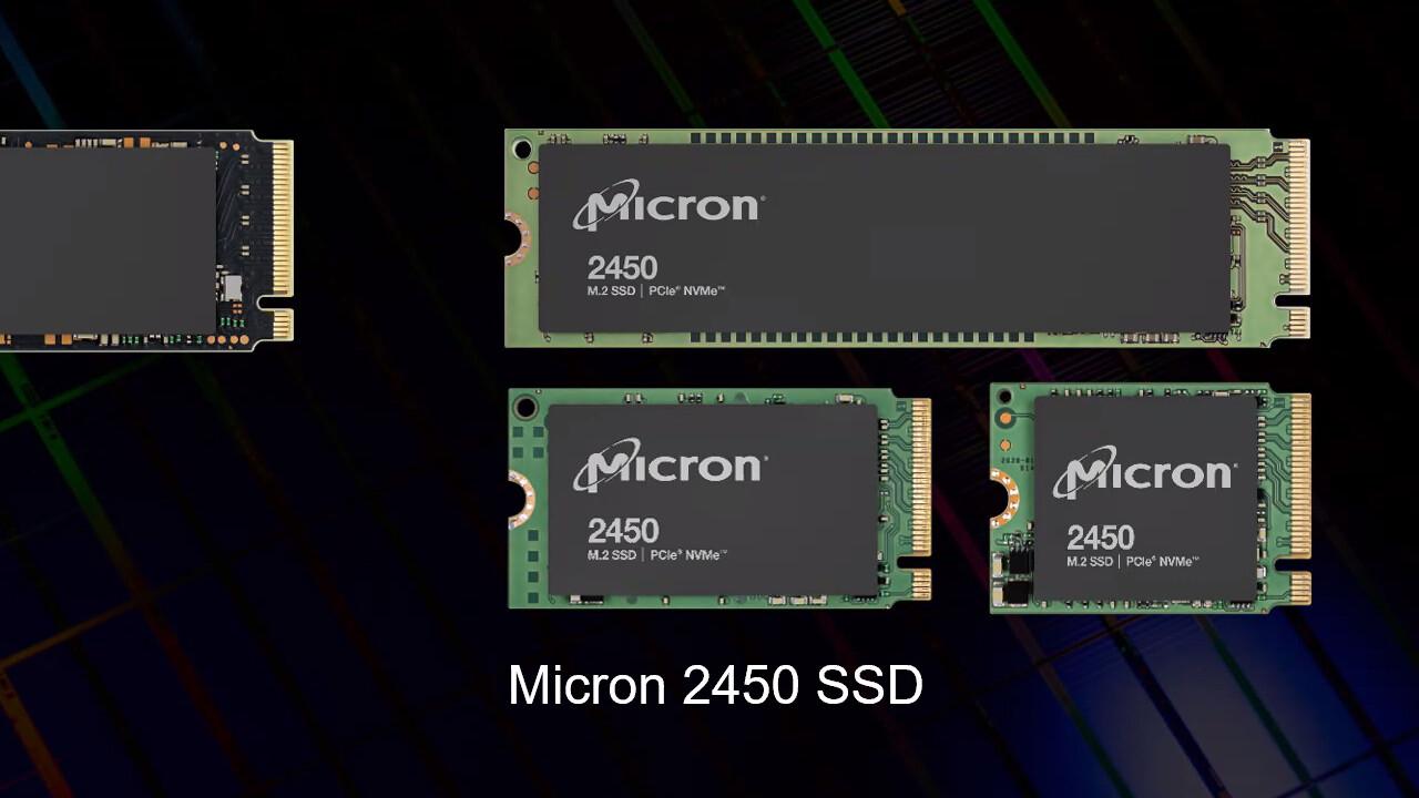 SSD OEM: Micron confía en PCIe 4.0 y NAND de 176 capas por primera vez