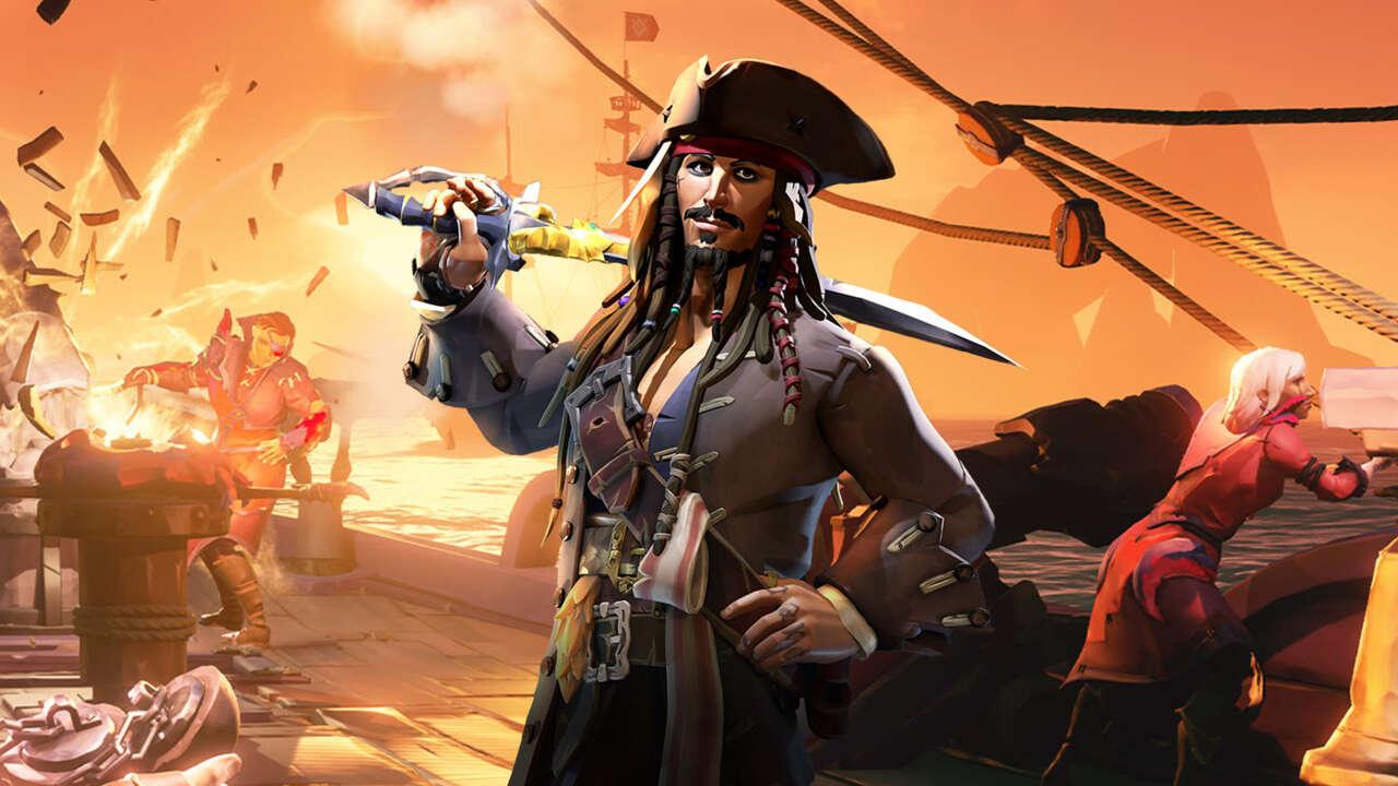 Sea Of Thieves: Revisión de la vida de un pirata - Los hombres muertos cuentan cinco historias, en realidad