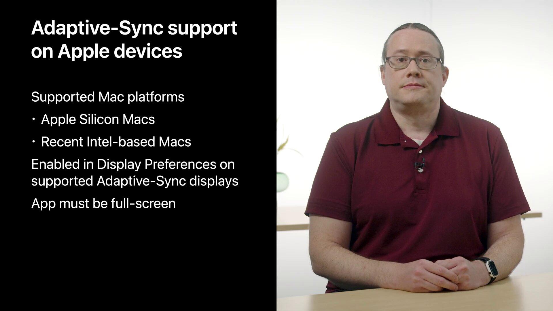 Requisitos de Adaptive-Sync