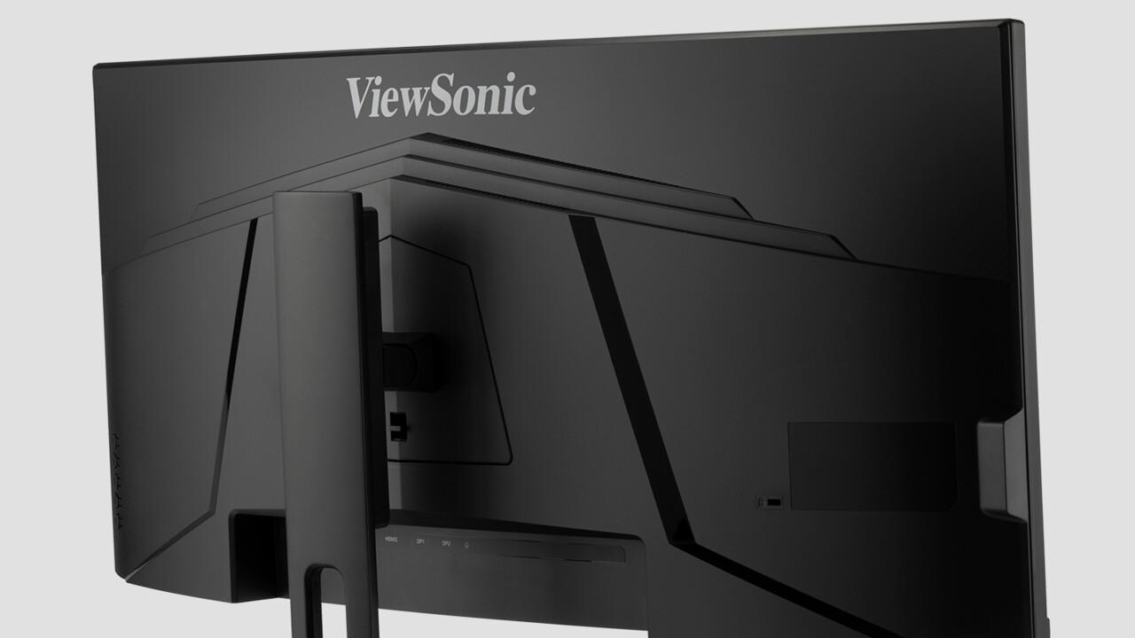 ViewSonic VX3418-2KPC: monitor de juegos con MVA curvo, UWQHD y 144 Hz