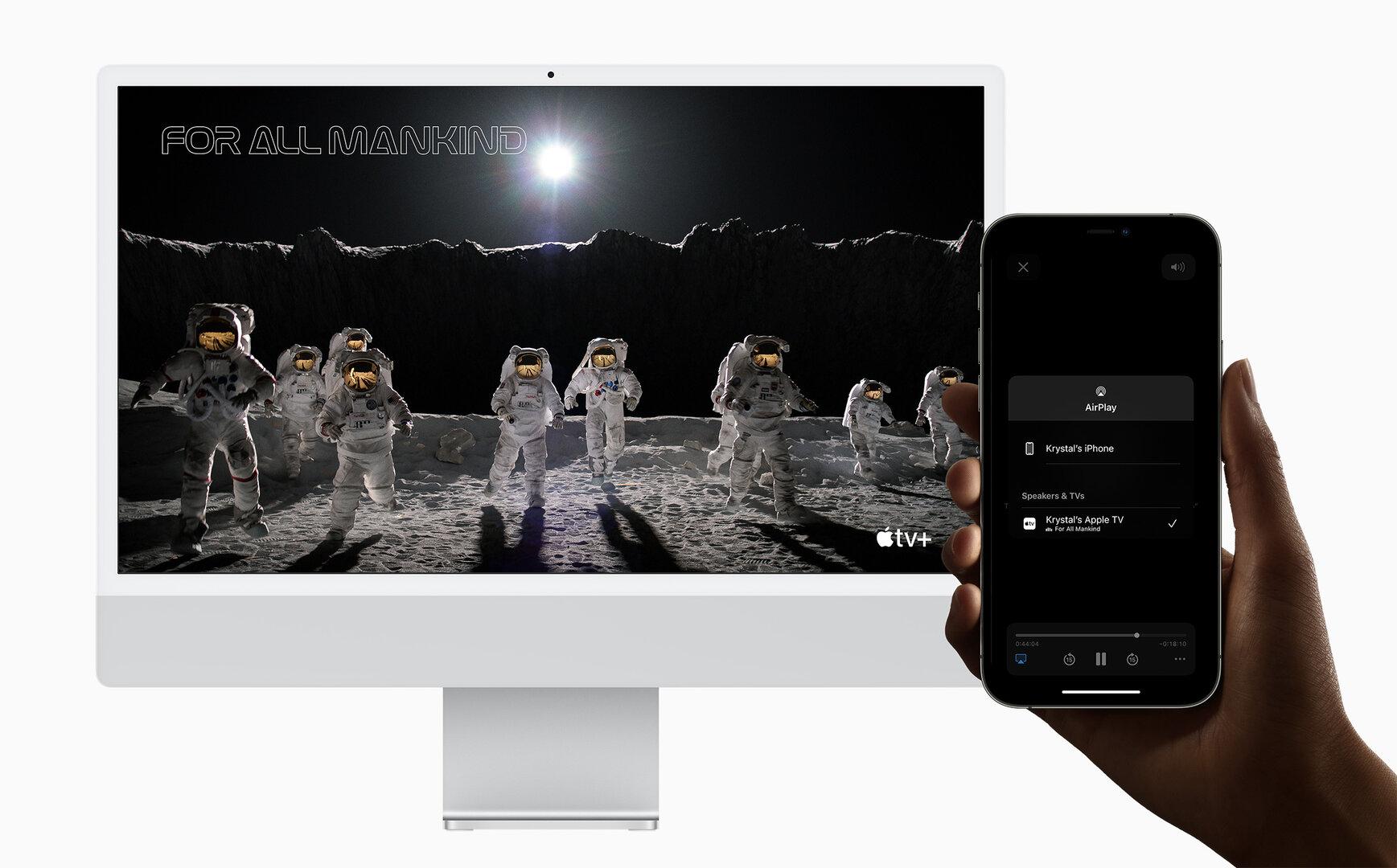 AirPlay to Mac permite que el iPad y el iPhone se transmitan a Mac