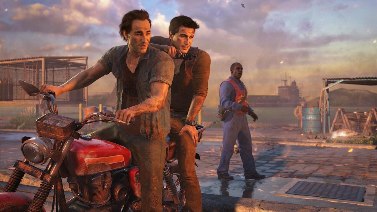 Uncharted 4: El fin de un ladrón (2016)
