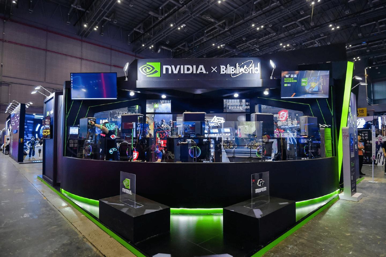 Nvidia presenta las tres GeForce RTX 3080 únicas en su stand