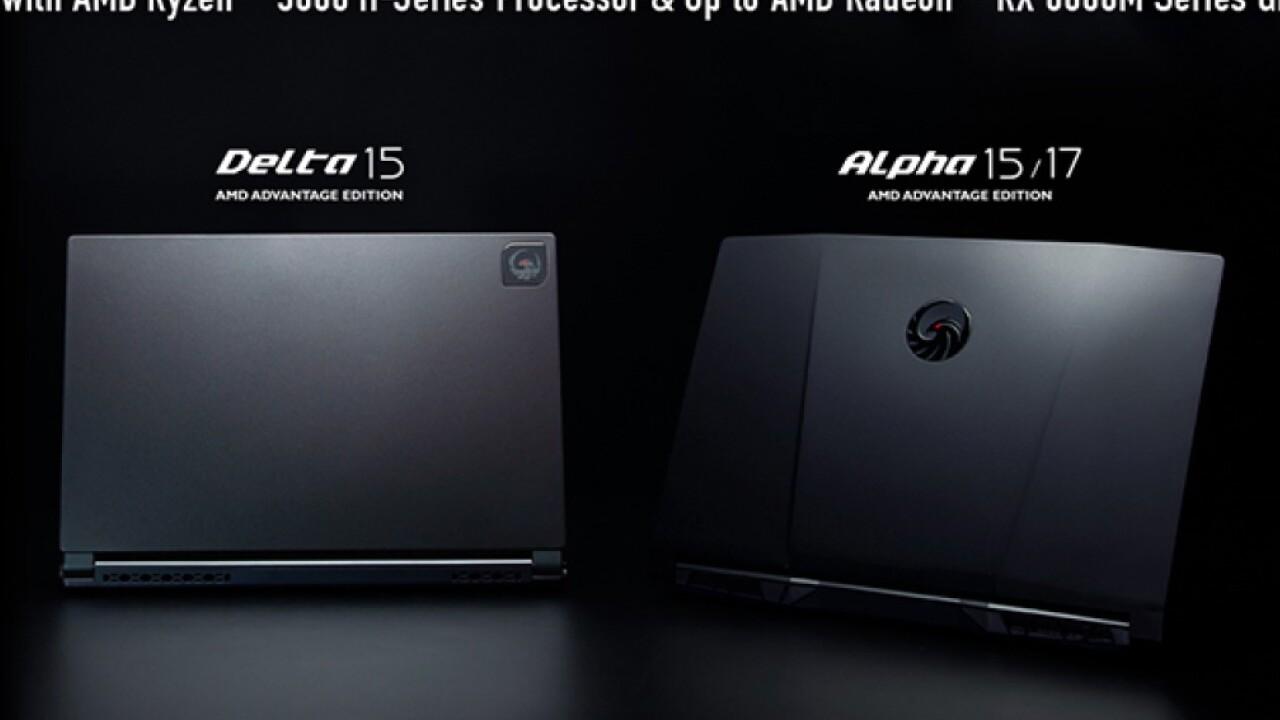 MSI Delta 15: Notebook mit Ryzen 5000H & RX 6700M wiegt nur 1,9 kg